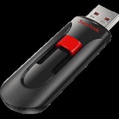 Pendrive CRUZER GLIDE 16GB - SANDISK