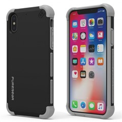 Case dualtek Anti-impacto iphone x - puregear