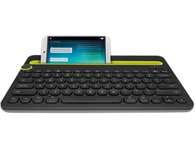 TECLADO MULTI-DEVICE BLUETOOTH k480 - LOGITECH