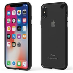 Case slim shell Anti-impacto iphone x - puregear