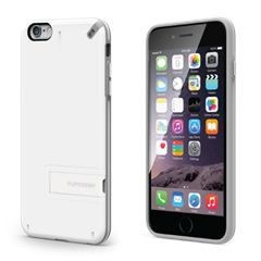 Case Anti-impacto com suporte iphone 6/6s plus - puregear