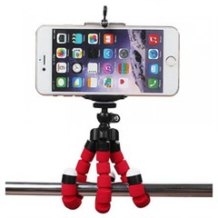 Mini Tripé Flexível Para Smartphones
