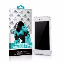 CASE TRANSPARENTE ANTI-IMPACTO IPHONE 7/8 - KINGCASE