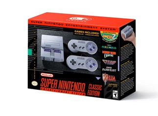 SUPER NINTENDO CLASSIC EDITION MINI