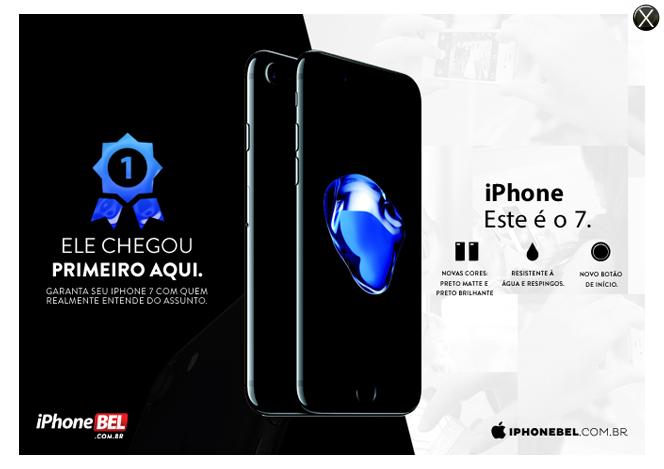 Reservas - iPhone 7 & iPhone 7 Plus