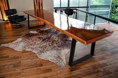 Mesa de Jantar Organic Wood Brilho