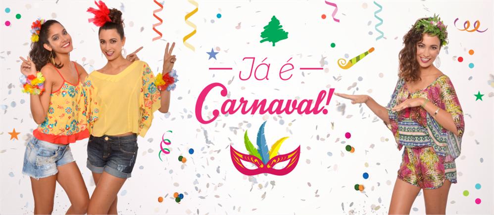 Banner Carnaval