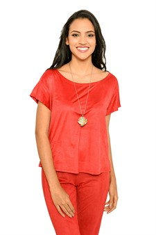 BLUSA ALL RED