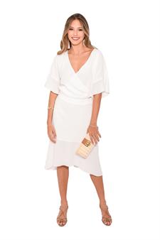 Vestido Encantos Brancos