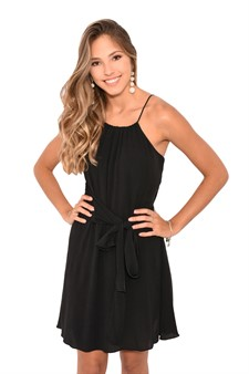 Vestido Black Slim