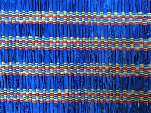 CAMINHO DE MESA 200 cm - Azul