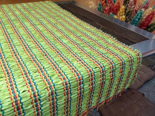 CAMINHO DE MESA 240 cm - Pistache