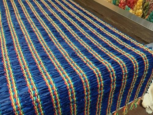 CAMINHO DE MESA 150 cm - Azul