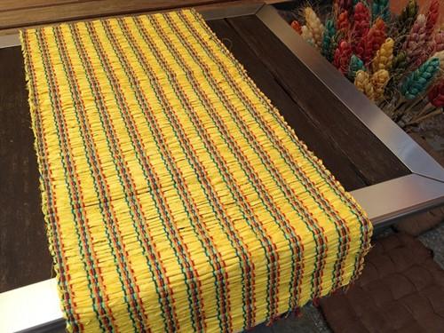 CAMINHO DE MESA 200 cm - Amarelo