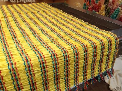 CAMINHO DE MESA 150 cm - Amarelo