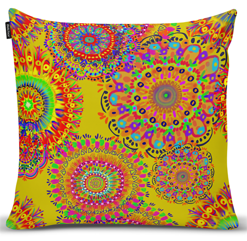 CAPA UNIQ 43 x 43 - Mandala Color