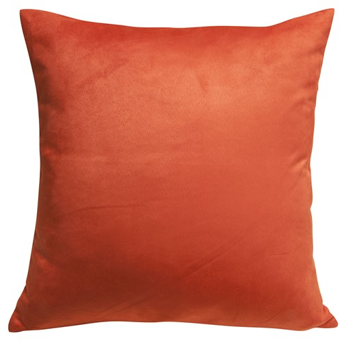 CAPA SUEDE 45 x 45 - Coral
