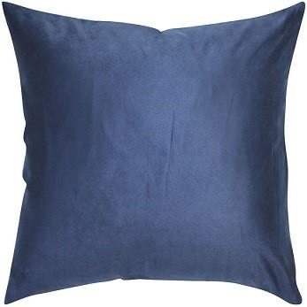 CAPA SUEDE 45 x 45 - Azul Marinho