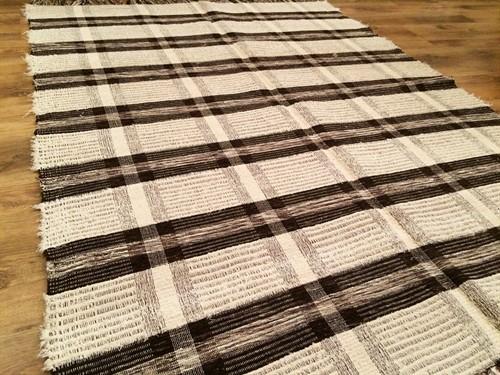TAPETE CARECA 150 x 200 - Marrom