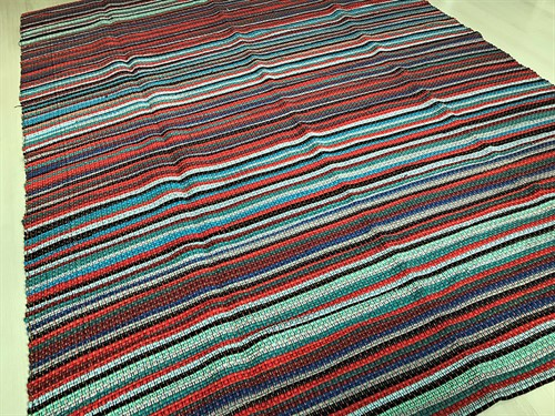 TAPETE GRANDE MALHA 140 x 190 - Misturado