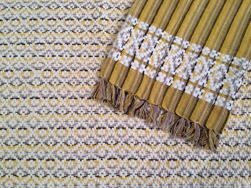 KIT LAVABO COROA - Amarelo