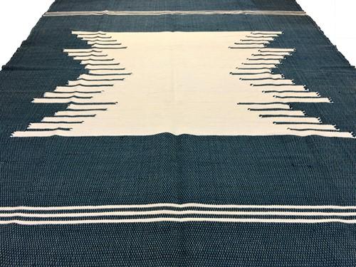 TAPETE MALHA EXTRA 180 x 230 - Azul Petróleo