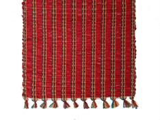 CAMINHO DE MESA 200 cm - Vermelho