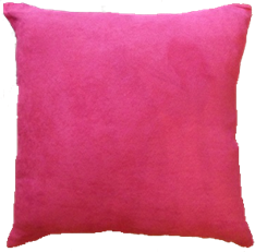 CAPA SUEDE 60 x 60 - Pink