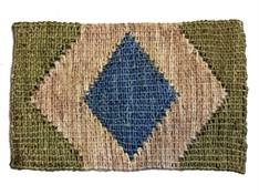CAPACHO SISAL 40 X 60 - VERDE