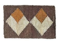 CAPACHO SISAL 40 X 60 - MARROM