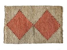 CAPACHO SISAL 40 X 60 - LARANJA