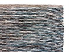 TAPETE FIO ALGODÃO 150 X 200 - Azul