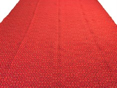 TAPETE COROA 150 x 200 - Vermelho