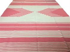 TAPETE GRANDE MALHA 140 x 200 - Rosa