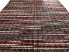 TAPETE MALHA EXTRA 200 x 250 - Misturado Vermelho