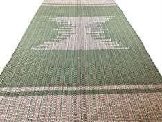 TAPETE MÉDIO MALHA 80 x 150 - Verde