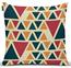 CAPA UNIQ 43 x 43 - Triângulo Laranja
