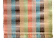 TAPETE BORDARTES 47 x 70 - Laranja listra