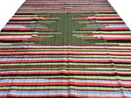 TAPETE GRANDE MALHA 150 x 200 - Bico Verde