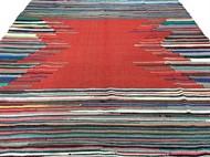 TAPETE MALHA EXTRA 180 x 230 - Bico Vermelho