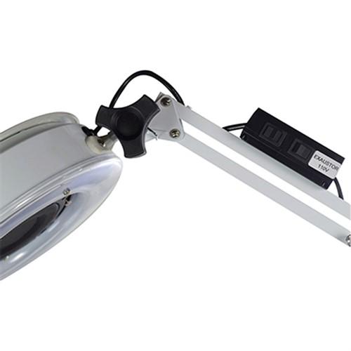 Luminária LED Tripé com Exaustor e Bandeja Autovolt