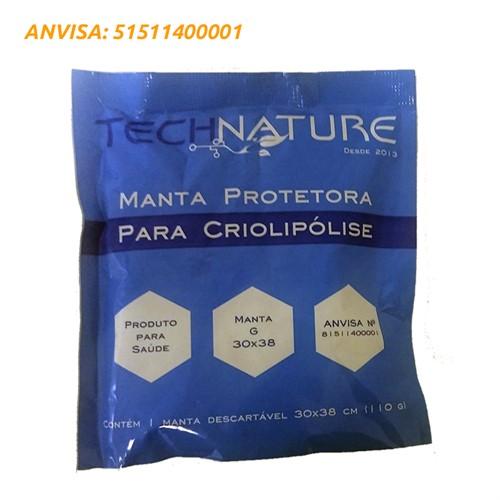 Manta / Membrana Protetora para Criolipólise 30 x 38 cm - Technature