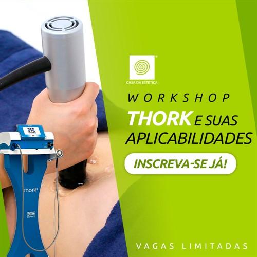 Workshop - Thork Ondas de Choque e suas Aplicabilidades