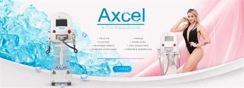 Axcel - Equipamento de Criofrequência Bipolar e Monopolar - Fismatek