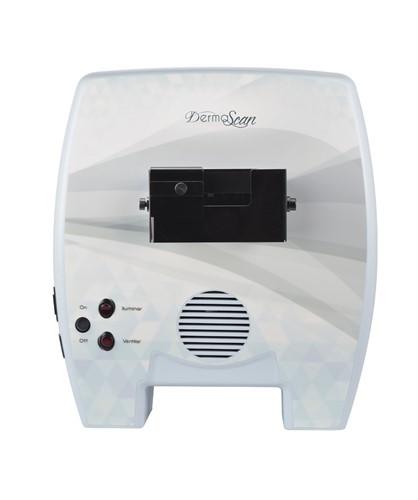 Dermascan - Dermaview analisador de pele com luz de wood
