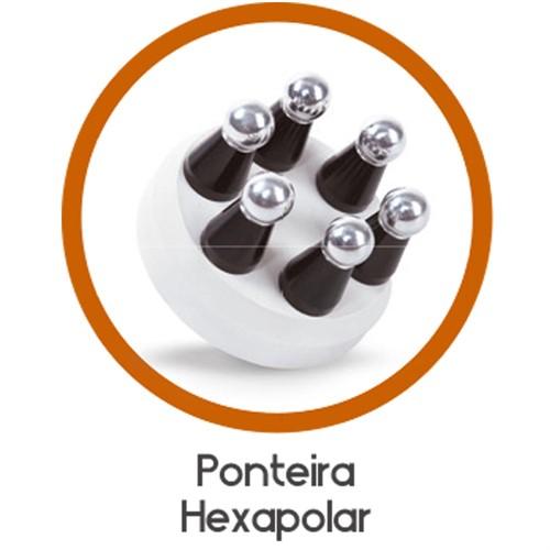 Hertix THF 1701 - Equipamento de Radiofrequência, Tratamentos Faciais, Corporais e Estética Íntima - KLD
