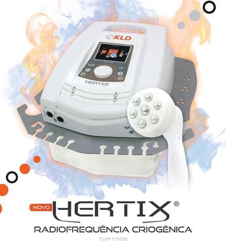 Hertix Criogênico (com rack) – Radiofrequência Criogênica - KLD