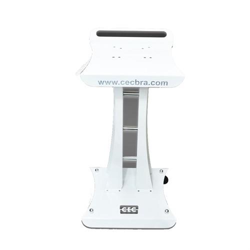 Rack / Carrinho para aparelhos de estética e pressoterapia - CECBRA