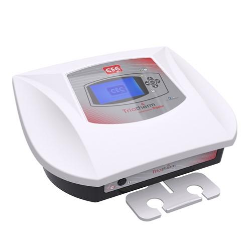 Triatherm (sem Rack) - Radiofrequência Tripolar Facial e Hexapolar Corporal de 1Mhz 150W - CECBRA
