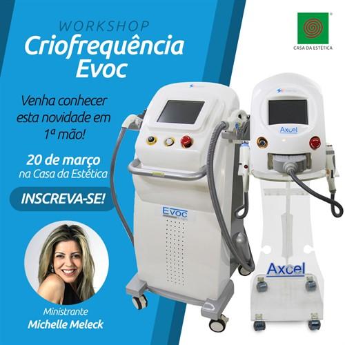 Workshop Criofrequência Evoc